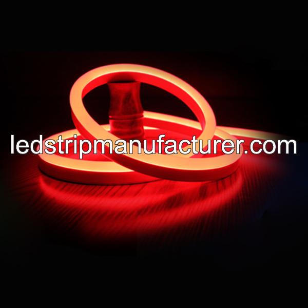 led neon flex rope light side emitting 9(W)x22(H)mm 5050 RGB 60Led/m