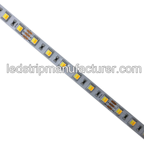 5050 color temperature adjustable led strip lights 60ledm 12v24v 5050 color temperature adjustable led strip lights 60ledm 12v24v 10mm width aloadofball Image collections